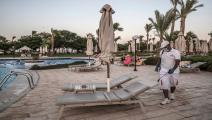 فنادق مصر/ خالد دسوقي/ فرانس برس