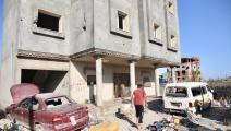 كلفة كبيرة لإعادة إعمار ما دمرته الحرب في ليبيا (حازم تركيا/الأناضول)