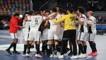 eygpt vs russia handball