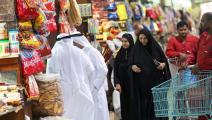 الأسواق الخليجية (ياسر الزيات/فرانس برس)