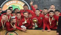 Morocco A national football team 2018