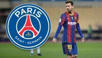 """لاعب من """"الباريسي"""" يكشف: نحن في مفاوضات مع ميسي"""