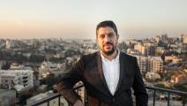 عبّاد يحيى في رام الله، 2021 (شريف موسى)