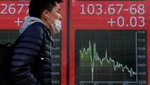 مؤشر الدولار في البورصة اليابانية بطوكيو