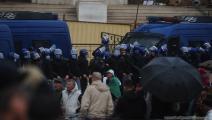 تظاهرات الجزائر/سياسة/العربي الجديد