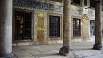 من قصر طوب قابي في إسطنبول (Getty)