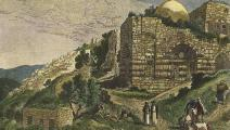 رسم لصفد في القرن التاسع عشر - القسم الثقافي