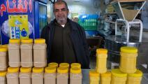 تواجه الموصل أزمة اقتصادية (زيد العبيدي/ فرانس برس)
