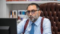 الدكتور عزمي بشارة
