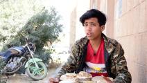 الطفل اليمني علاوي علي (العربي الجديد)