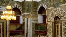 قبة الظاهر بيبرس - القسم الثقافي