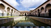 قصر المشور في تلمسان - القسم الثقافي