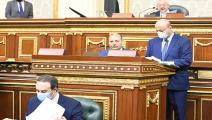 جلسة المجلس التي أُقرّت فيها الزيادات اليوم الثلاثاء (البرلمان)