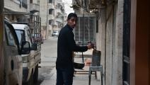 سوريون في القامشلي 1 (سلام حسن)