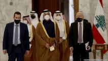 وزير خارجية قطر-حسين بيضون/العربي الجديد