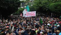 عودة مظاهرات الحراك الشعبي في الجزائر في الذكرى الثانية لها (العربي الجديد)