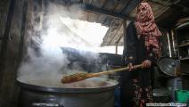 تطعم الفقراء (عبد الحكيم ابو رياش)
