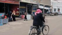سوريون في القامشلي 2 (سلام حسن)