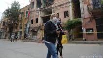 شوارع لبنان في زمن كورونا- حسين بيضون