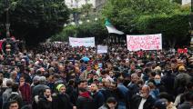 تظاهرات الجزائر