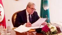 وزير شؤون الخارجية التونسي عثمان الجرندي(تويتر)