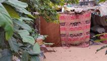 بيوت النازحين في سيناء (العربي الجديد)