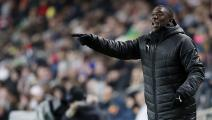 MILTON KEYNES, UNITED KINGDOM - NOVEMBER 20: coach Clarence Seedorf of Cameroon during the International Friendly match between Brazil v Cameroon at the Stadium MK on November 20, 2018 in Milton Keynes United Kingdom (Photo by Soccrates/Getty Images)