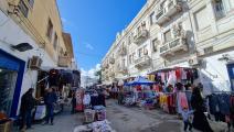أسواق ليبيا (محمود تركيا/فرانس برس)