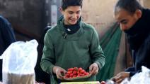 أسواق الأردن (خليل مزراوي/فرانس برس)