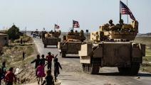 التحالف الدولي - شرقي سورية - غيتي