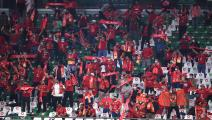 Fans of Al Ahly