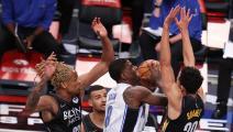 السلة الأميركية: فوز ثامن توالياً بروكلين نتس