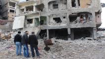 داريا في سورية