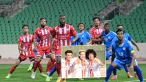 فريق الديوانية العراقي يُحقق رقم قياسي بالتعاقدات مع اللاعبين