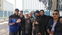 الإفراج عن ناشطي الحراك في الجزائر (فيسبوك)