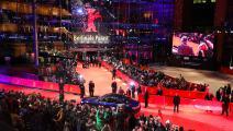 """حشود الـ""""برليناله 2020"""": مرة أخيرة أم بداية تقليد جديد؟ (فرانزيسكا كروغ/ Getty)"""