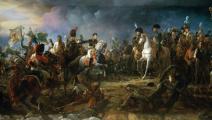 """""""معركة أوسترليتز"""" لفرنسوا جيرار: أتكون ركيزة لجديد ريدلي سكوت؟ (فاين آرت إيمادج/ إيرتاج إيمادج/ Getty)"""