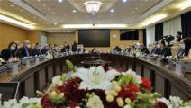 اللجنة العليا الأردنية المصرية المشتركة (تويتر)