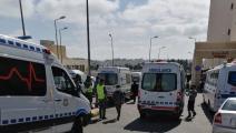 مستشفى السلط في الأردن (فيسبوك)