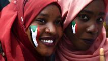 كانت المرأة السودانية في قلب ثورة 2018 - 2019 (أشرف الشاذلي/ فرانس برس)