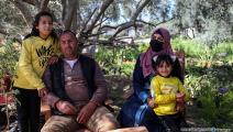 عائلة مزارعين في غزة- محمد الحجار