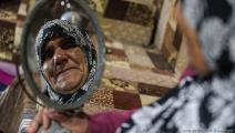آمنة محمد الفقيه فلسطينية في غزة 1 (محمد الحجار)