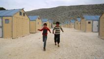 مساكن جاهزة للنازحين السوريين في إدلب 1 (العربي الجديد)