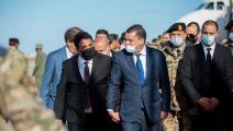ليبيا/عبد الحميد الدبيبة/محمد المنفي/تويتر
