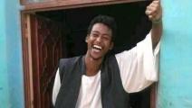 قتل الطالب السوداني داخل جامعة أم درمان (تويتر)