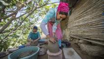 نساء المغرب (فاضل سينا/فرانس برس)