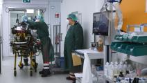 مستشفى في ألمانيا- فرانس برس