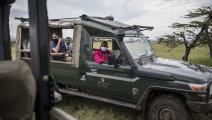 سياحة في كينيا رغم كورونا (سيغفرايد مودولا/ Getty)