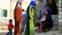 نساء في المنيا- فرانس برس