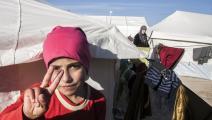 اللاجئون السوريون في الأردن (Getty)